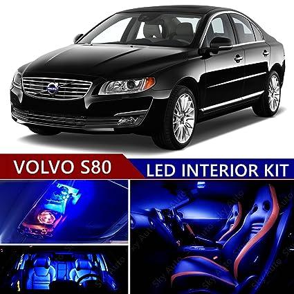 Amazon Com Volvo S80 2007 2013 Led Premium Blue Light