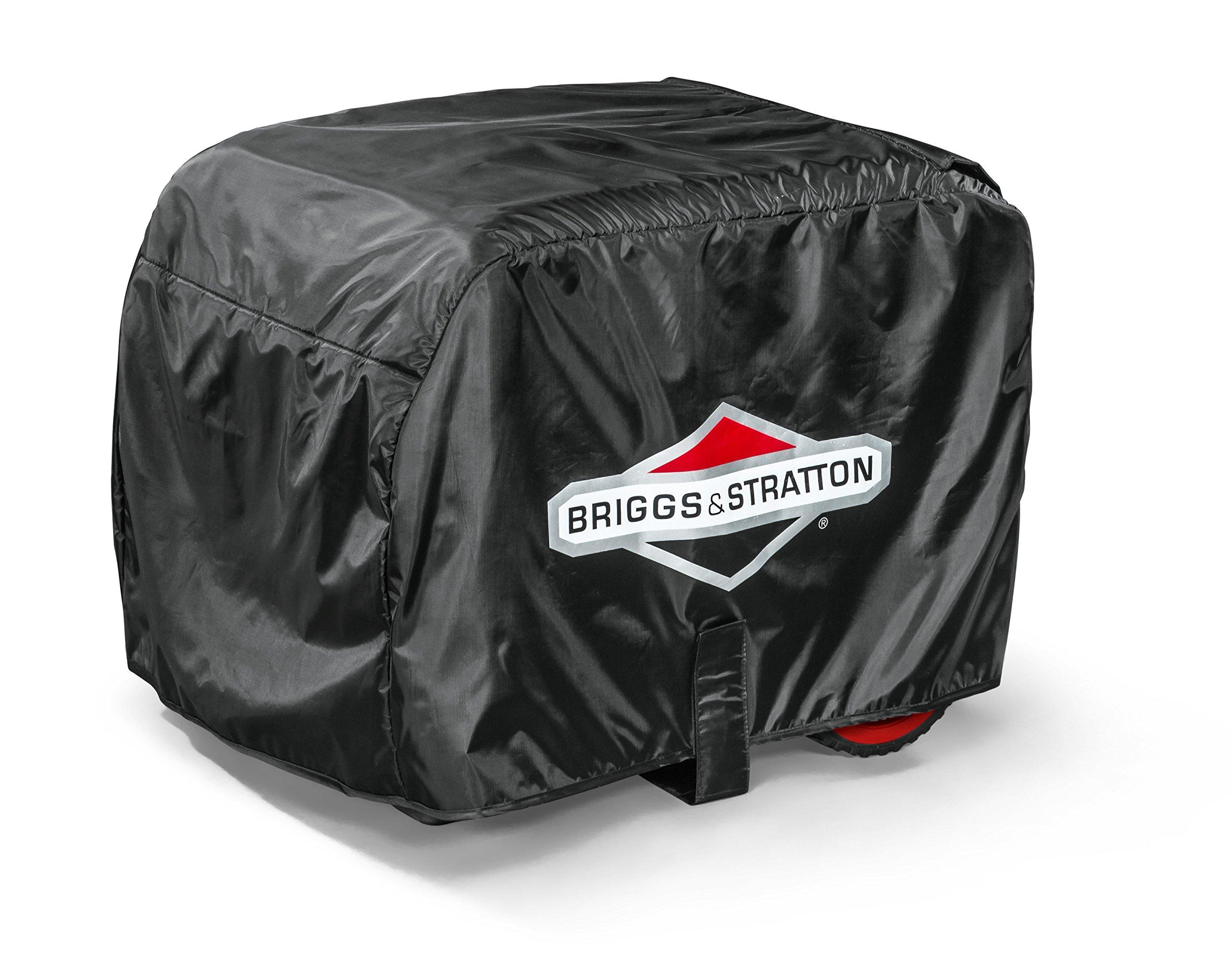 Briggs & Stratton 6496 Inverter Cover Portable Generator Accessories, Large (6500), Black by Briggs & Stratton