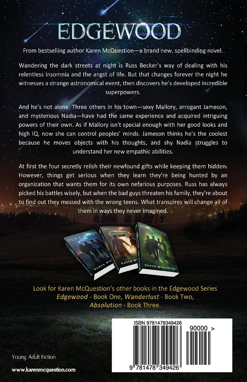 Edgewood Book
