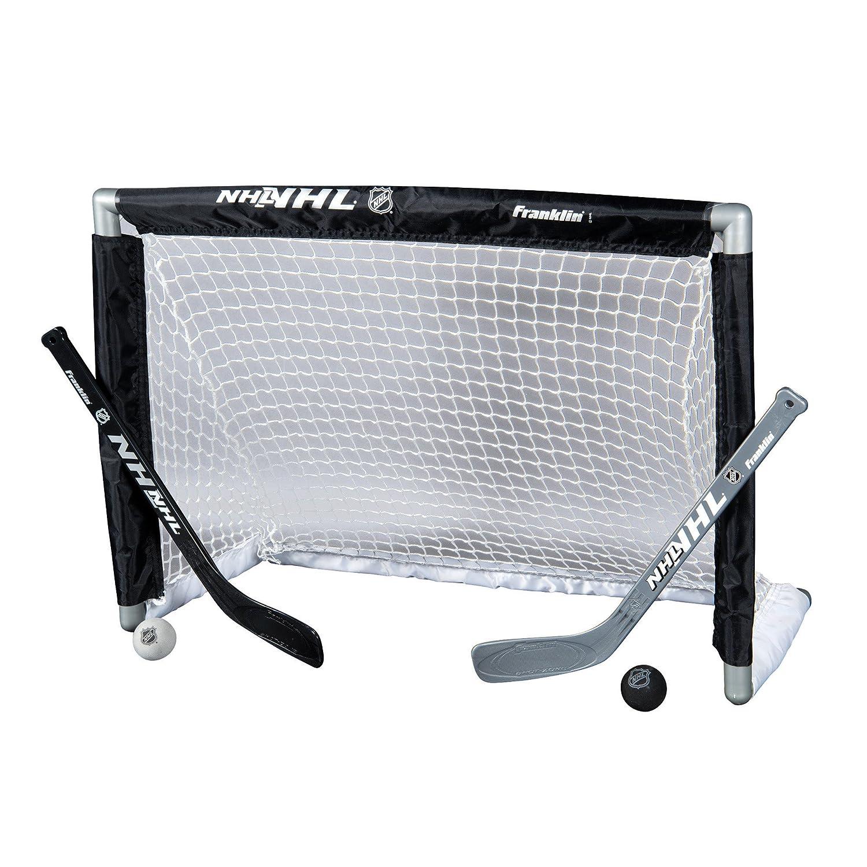 Franklin Sports Mini Hockey Goal Set NHL 28 x 20 Inches