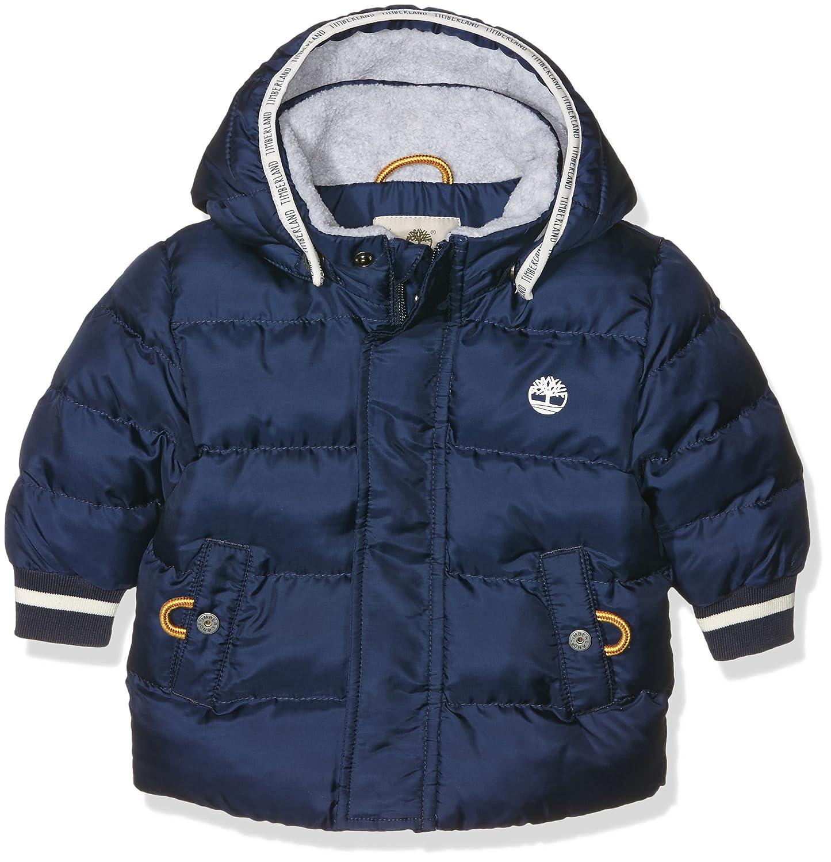 Timberland Baby-Jungen Jacke T06335 Puffer Jacket