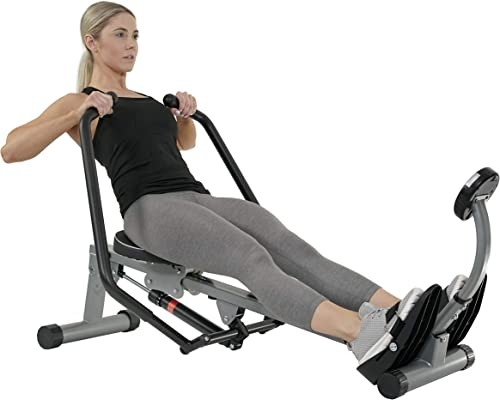 Sunny Health Fitness SF-RW1410 Rowing Machine Rower