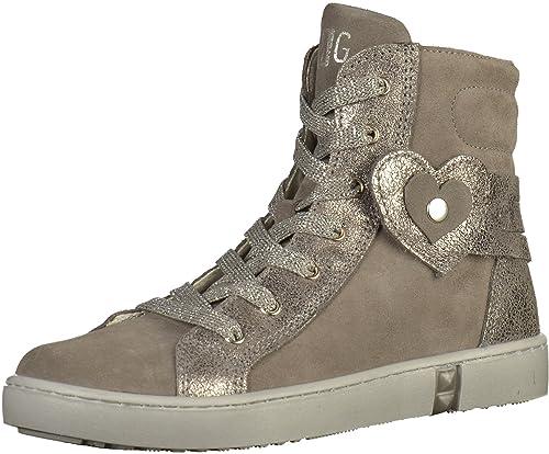 PRIMIGI 81570 Mädchen Sneakers Grau, EU 33: