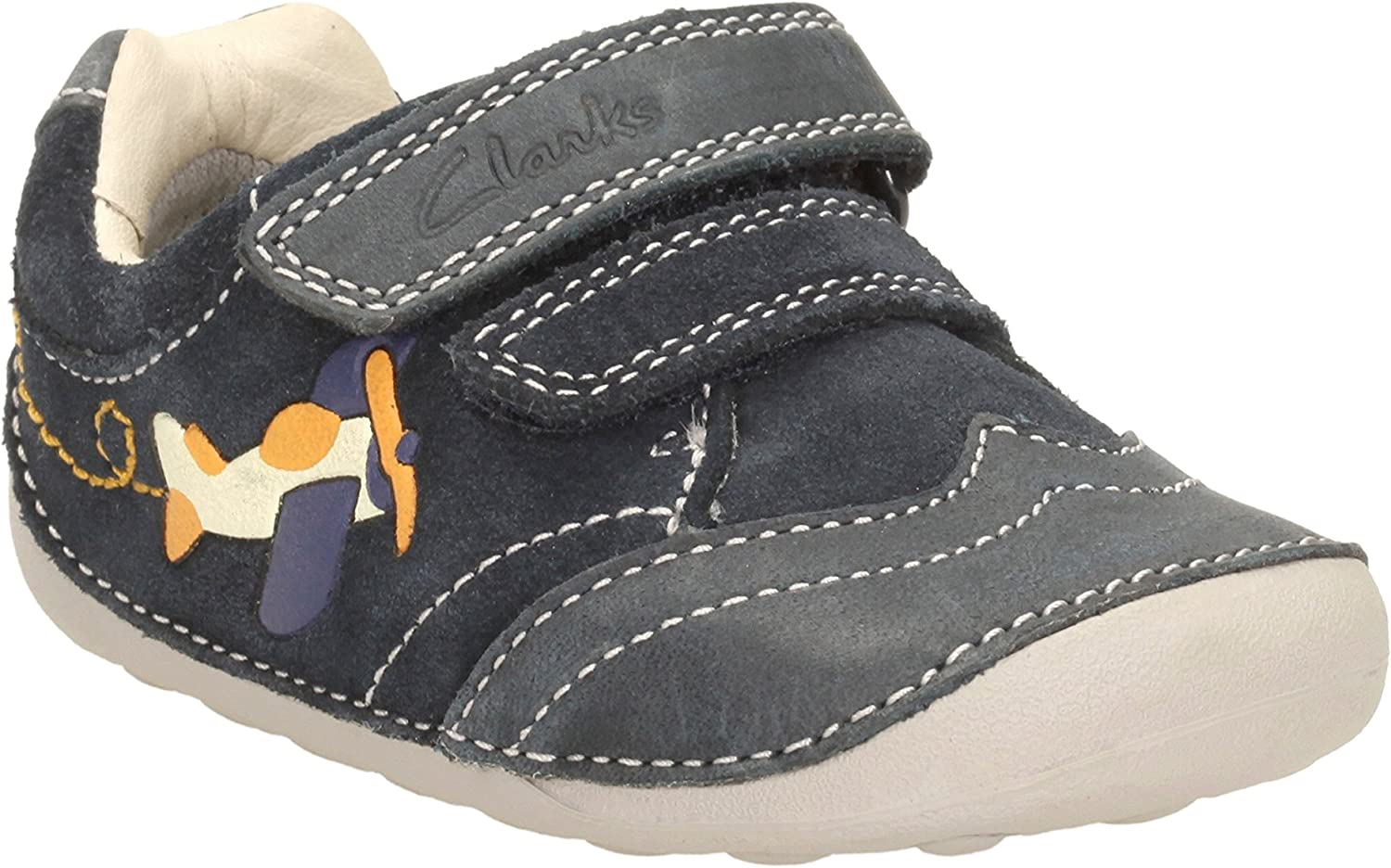 Clarks Baby Boys' Tiny Liam First Shoes