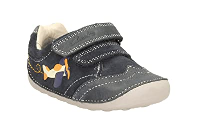 clarks baby boy first shoes