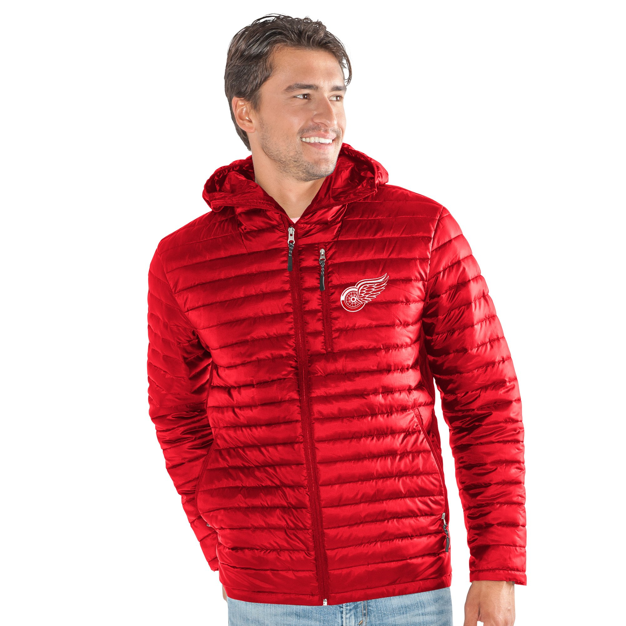 G-III Boys Equator Quilted Jacket Large Royal