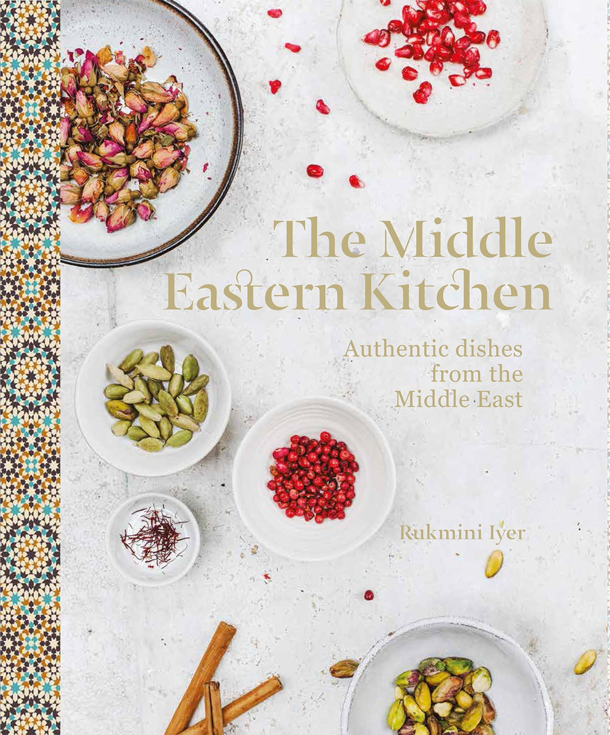 Middle Eastern Kitchen: Authentic Dishes from the Middle East ...