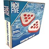 High Five 2pk Beer Pong Pool Beach Inflatable Float Drink Game