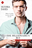The Billionaire's Bet (The Sexy Billionaires Series)