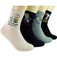 Peanuts Women Gift Socks Snoopy's