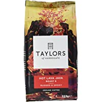 Taylors of Harrogate Taylors of Harrogate Hot Lava Java Extreme Roast Ground Coffee 227g (Pack of 6)