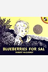 Blueberries for Sal Paperback