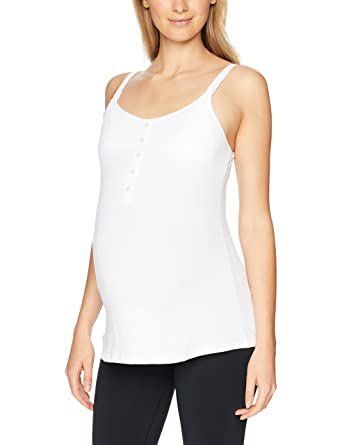 f108a5a267 Amazon.com: Arabella Women's Henley Nursing Tank: Clothing