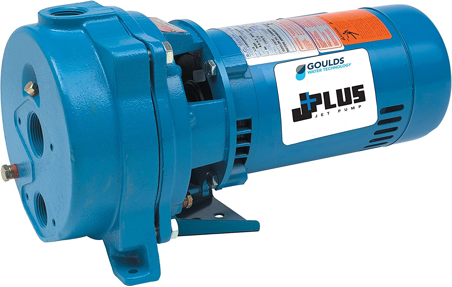 Goulds J5 Convertible Jet, Deep Well Pump - 115v/230v - 1/2 hp