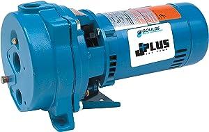 Goulds J5 Convertible Jet, Deep Well Pump - 115v/230v - 1/2 hp