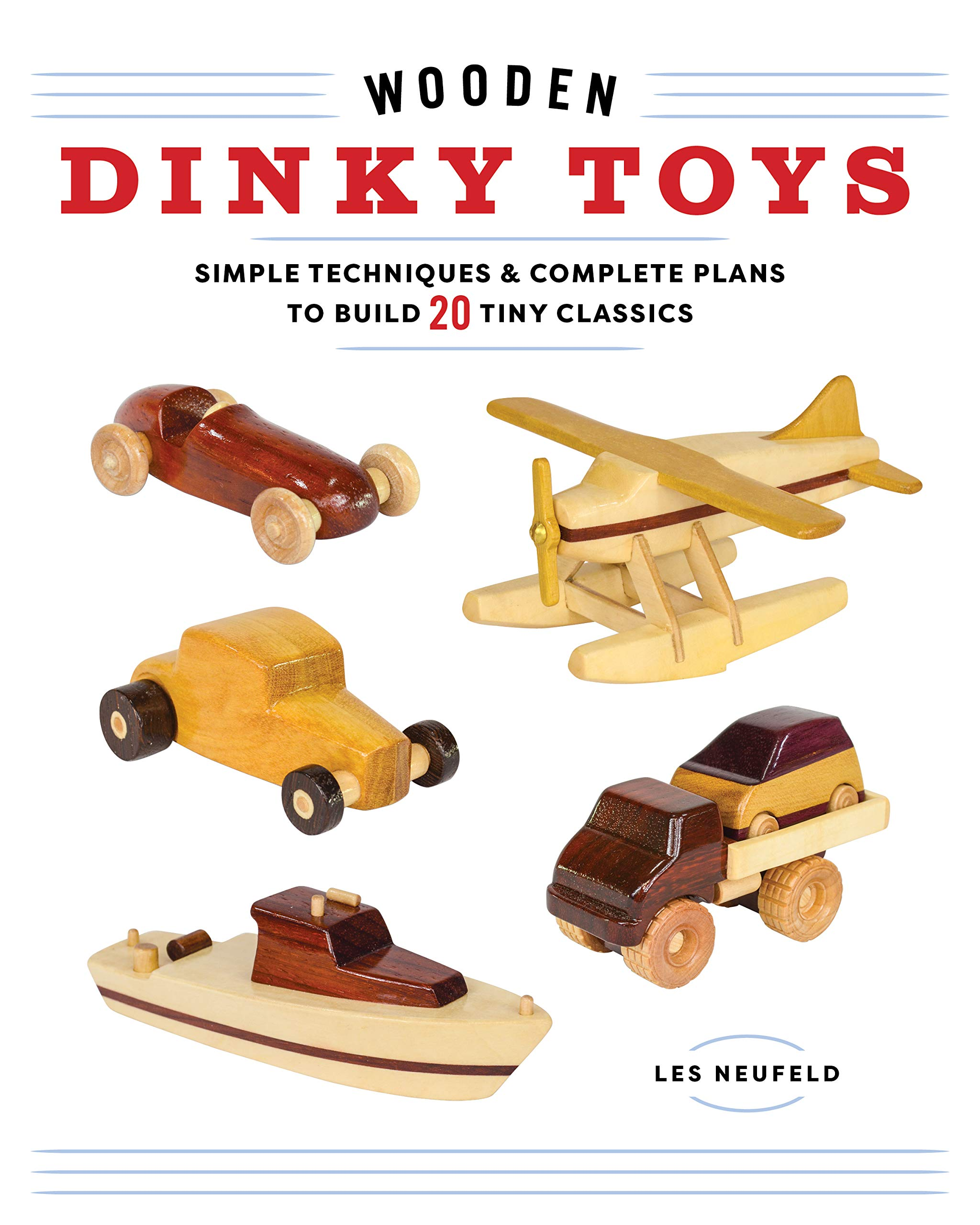 Step-by-step Wooden Toys: Over 20 Easy-to-make Toys
