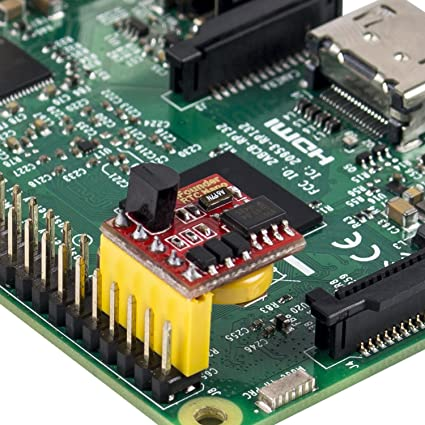 SunFounder Pcf8563 IIC I2 C módulo de Reloj de Tiempo Real RTC y Sensor de Temperatura