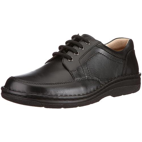 Berkemann Markus 05704-432 - Zapatos de cuero para hombre, color marrón, talla 45 1/3