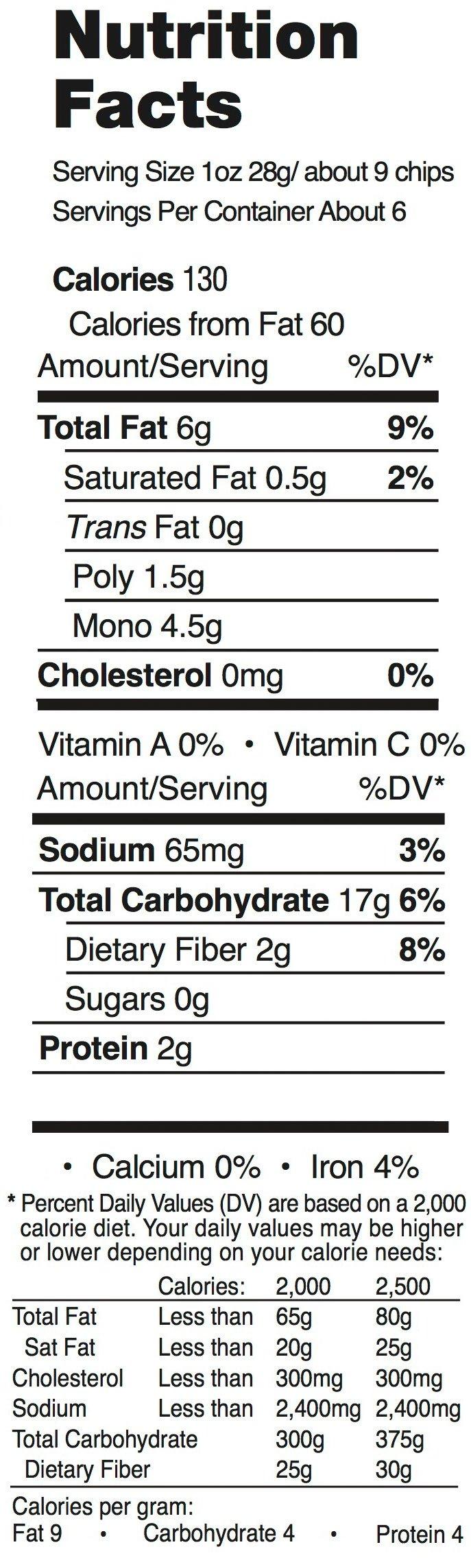 LATE JULY SNACKS Organic Multigrain Sea Salt Tortilla Chips 1.5 oz - Pack of 24