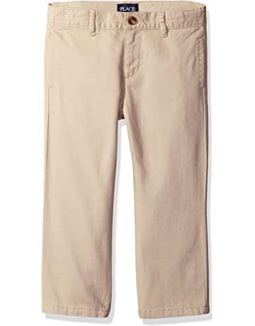 56bed938ab92 The Children s Place Boys  Uniform Chino Pants