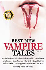 Best New Vampire Tales (Vol.1) Kindle Edition