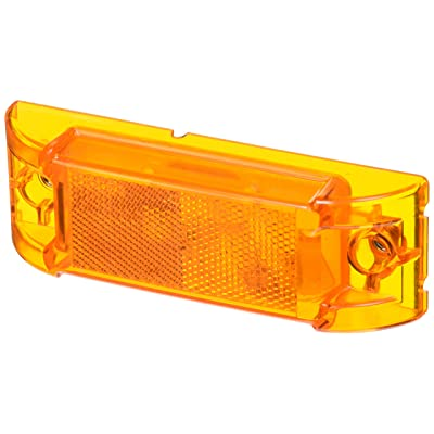 Truck-Lite (21201Y) Reflectorized Marker/Clearance Lamp: Automotive