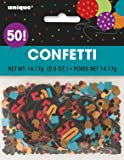 Birthday Cheer 50th Birthday Confetti