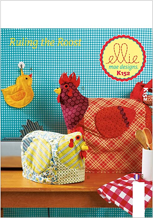 Top 10 Sewing Pattern Toaster Cover