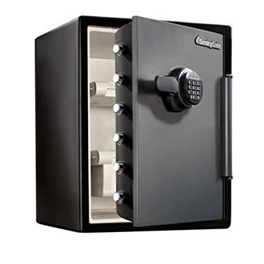 Sentrysafe 2.0 Cu Ft Xx-large Digital Safe Sfw205fwc