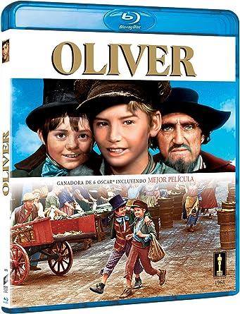 Oliver 2019 (+ BD) [Blu-ray]: Amazon.es: Mark Lester, Ron ...