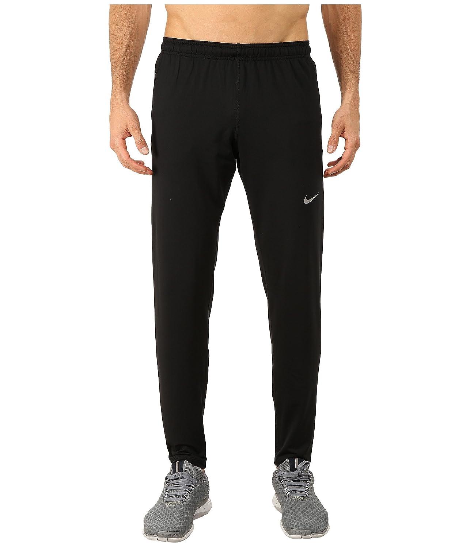 [ナイキ] Nike メンズ OTC65 Track Running Pant ボトムス [並行輸入品] XL Black/Reflective Silver B01N8XFMK7