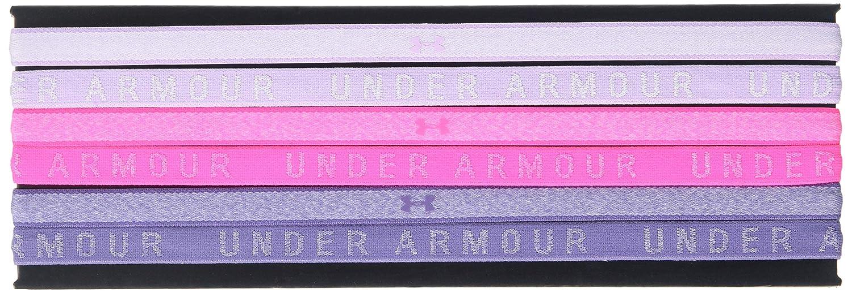 Under Armour Womens Heather Mini Headband 6pk