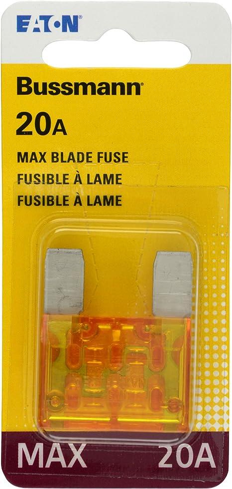 old 20 amp fuse box amazon com bussmann bp max 20 20 amp maxi blade fuse automotive  amazon com bussmann bp max 20 20 amp