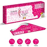 Bey Bee Disposable Portable Light Weight Eigthurine Funnel for Women (Stand and Pee) - Pack of 20