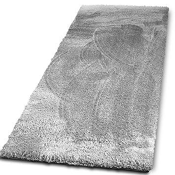 casa pura tapis de couloir effet velour tapis doux tapis polypropylne rsistant - Tapis Couloir