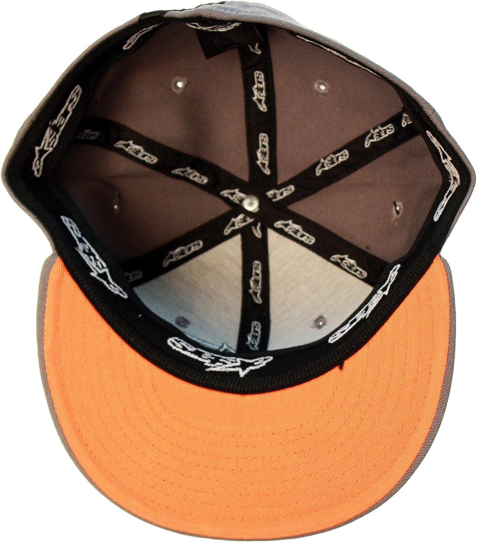 ALPINESTARS UNDERLINED FLAT BILL FLEXFIT HAT
