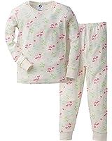 Gerber Girls' 2 Piece Cotton Pajama
