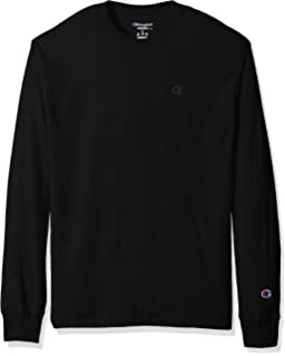 ed2c290d Amazon.com: Champion Men's Long-Sleeve T-Shirt: Clothing