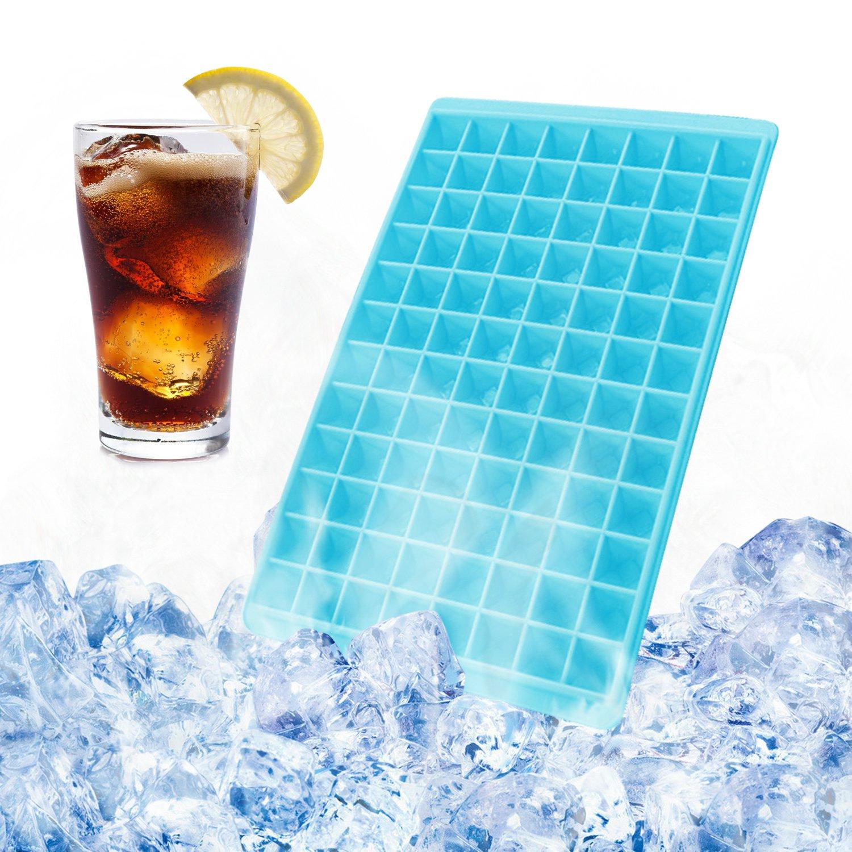 Amazon.com: Ice Ball Maker - Oumers Mini Ice Cube Trays Ice Cube ...