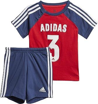 adidas I Sport Sum Set Chándal, Bebé-Niños: Amazon.es: Deportes y ...