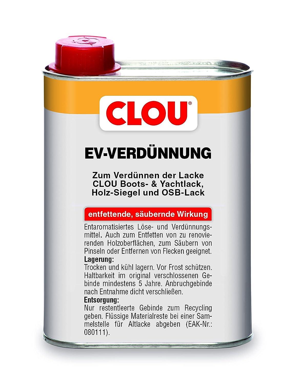 EV Verdü nnung Alfred Clouth Lackfabrik