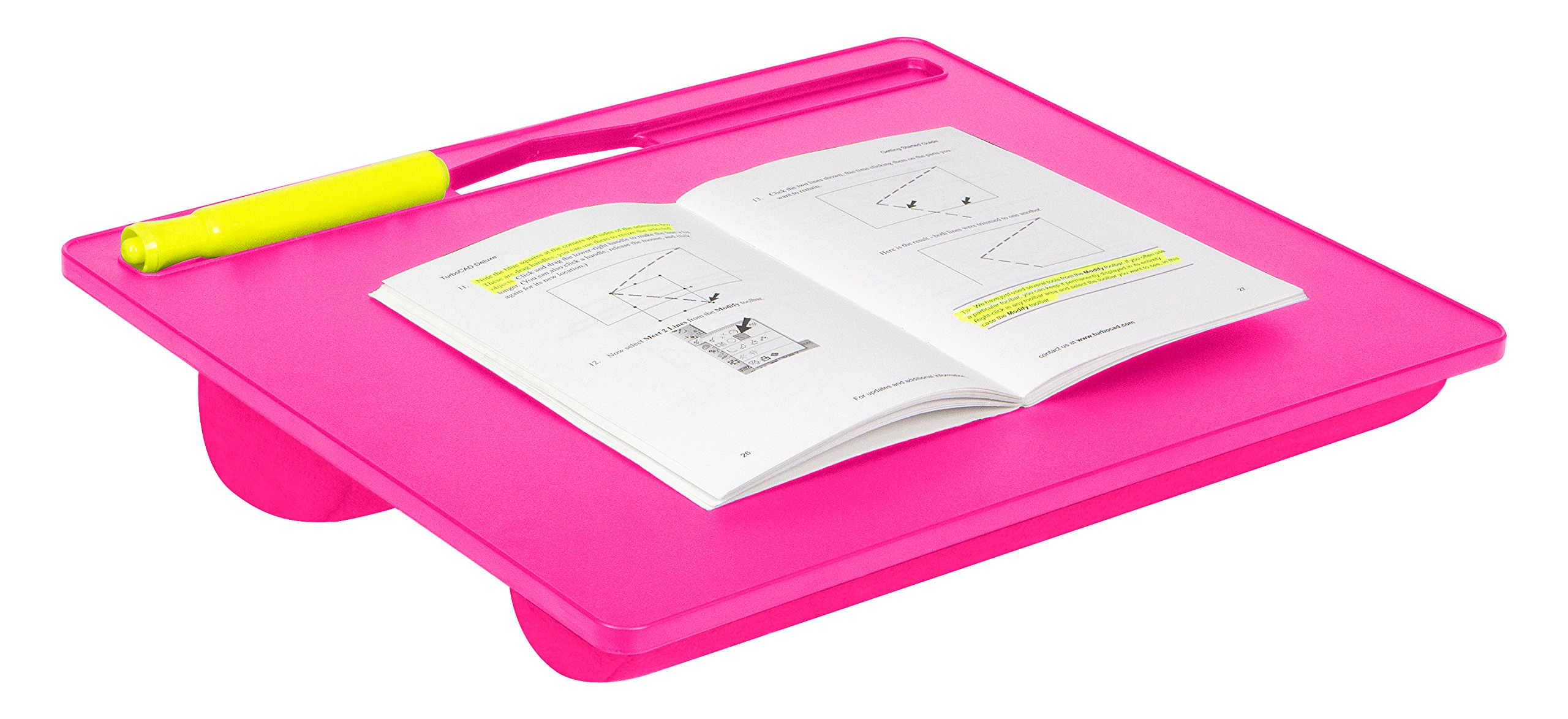LapGear Student LapDesk 45017 Pink