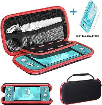 Ztotops Funda para Nintendo Switch Lite con Protector de Pantalla ...