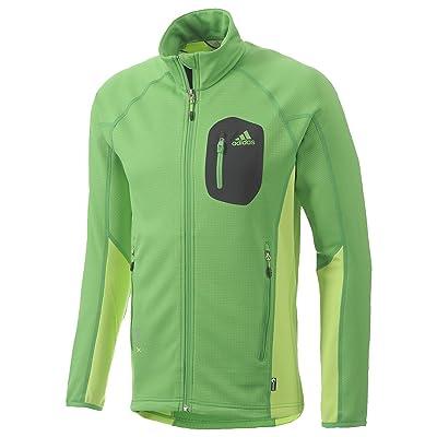 Adidas Outdoor Men's Terrex Cocona Fleece Zip Jacket