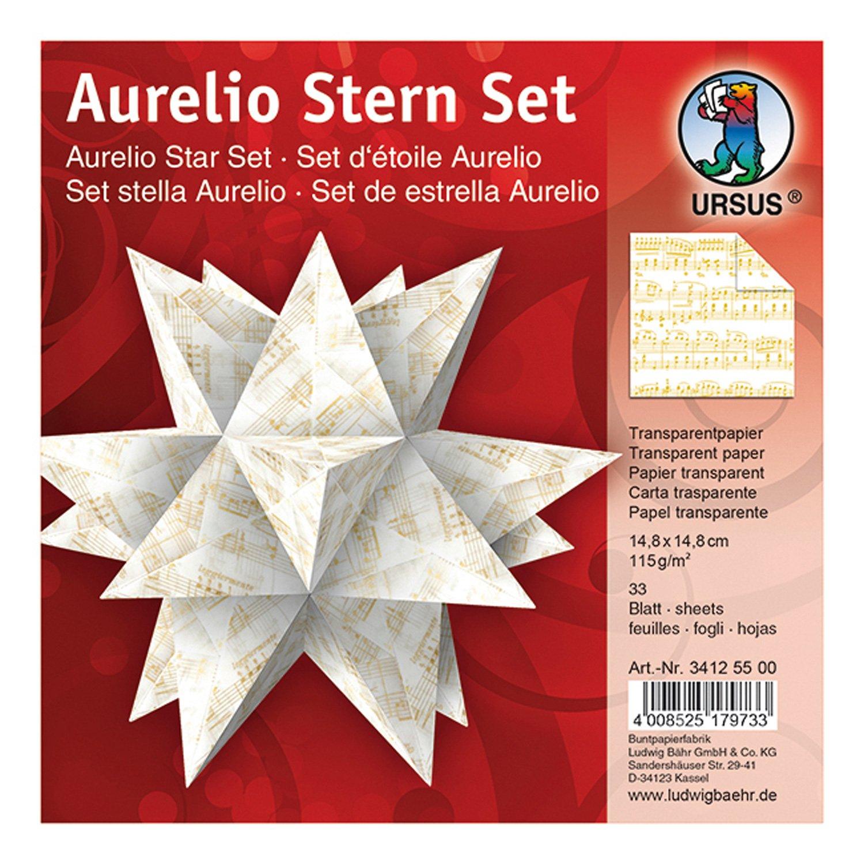 Ursus Aurelio Stern Papier Pour Amazonfr Jeux Et Jouets