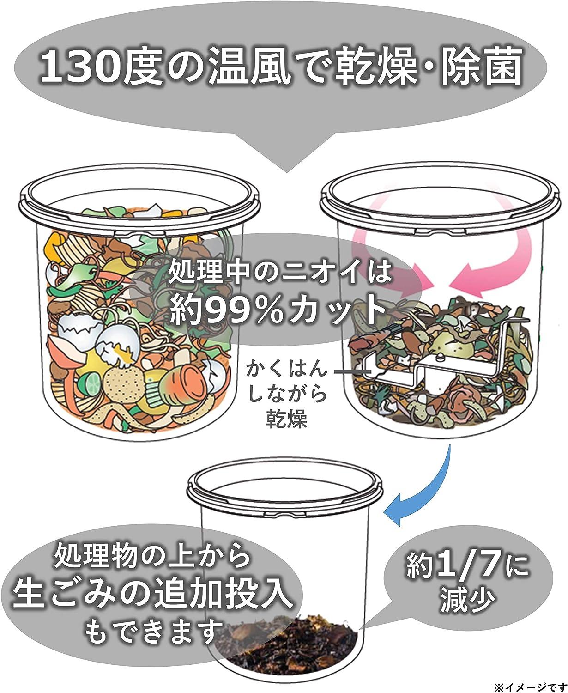 乾燥 生 機 パナソニック ゴミ