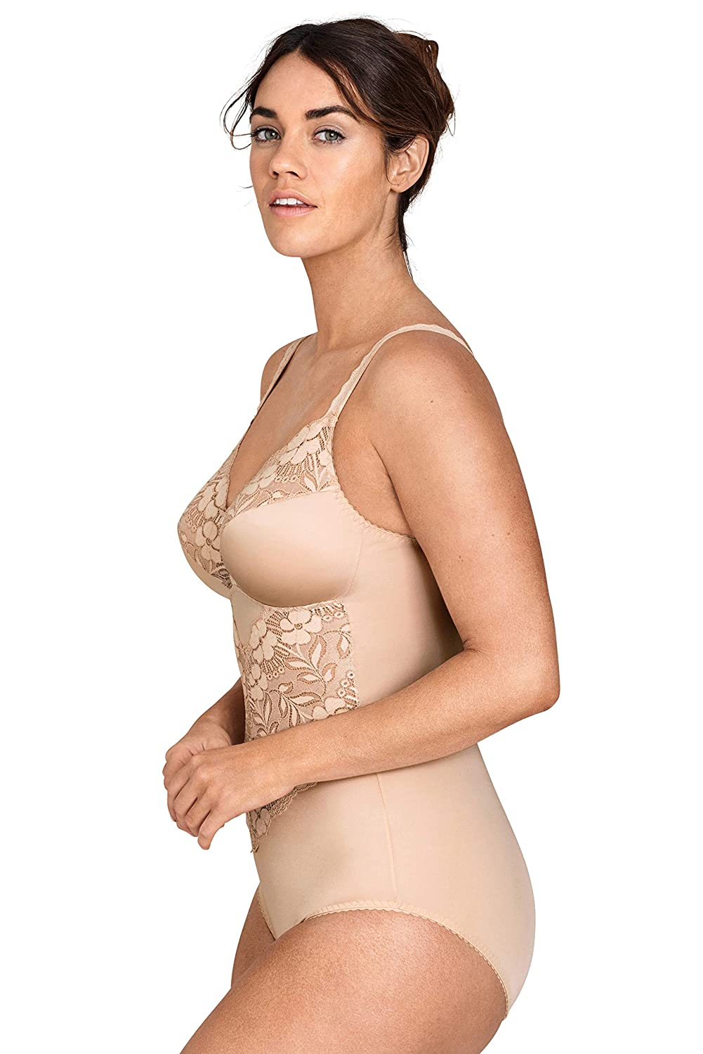 The Best Body Shaping Slimming Support Body Shaper Keep Fresh White Material 46c One Only Shapewear