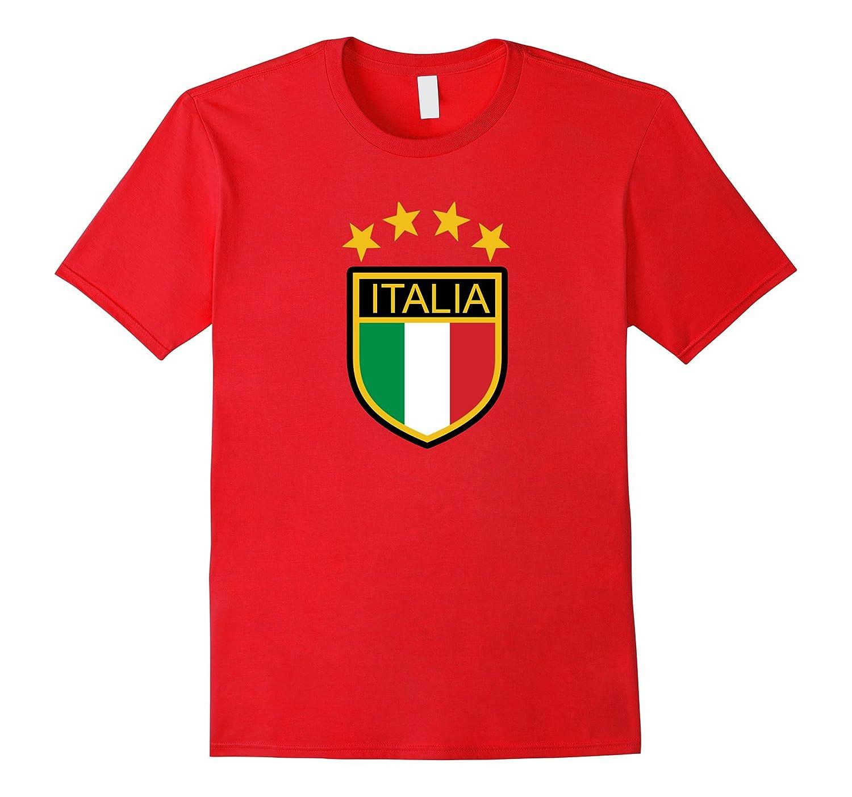 ITALY T-shirt Italian Flag Italia Vacation Souvenir Travel-PL