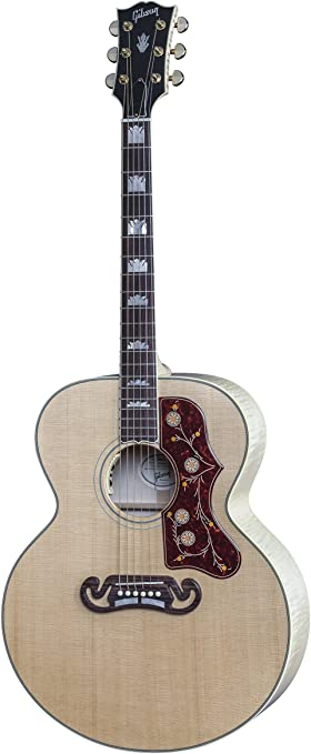 Gibson Acoustic J-200 Standard - Guitarra acústica: Amazon.es ...