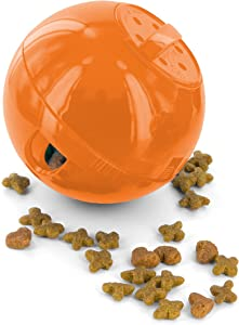 PetSafe SlimCat Meal-Dispensing Cat Toy, Great for Food or Treats